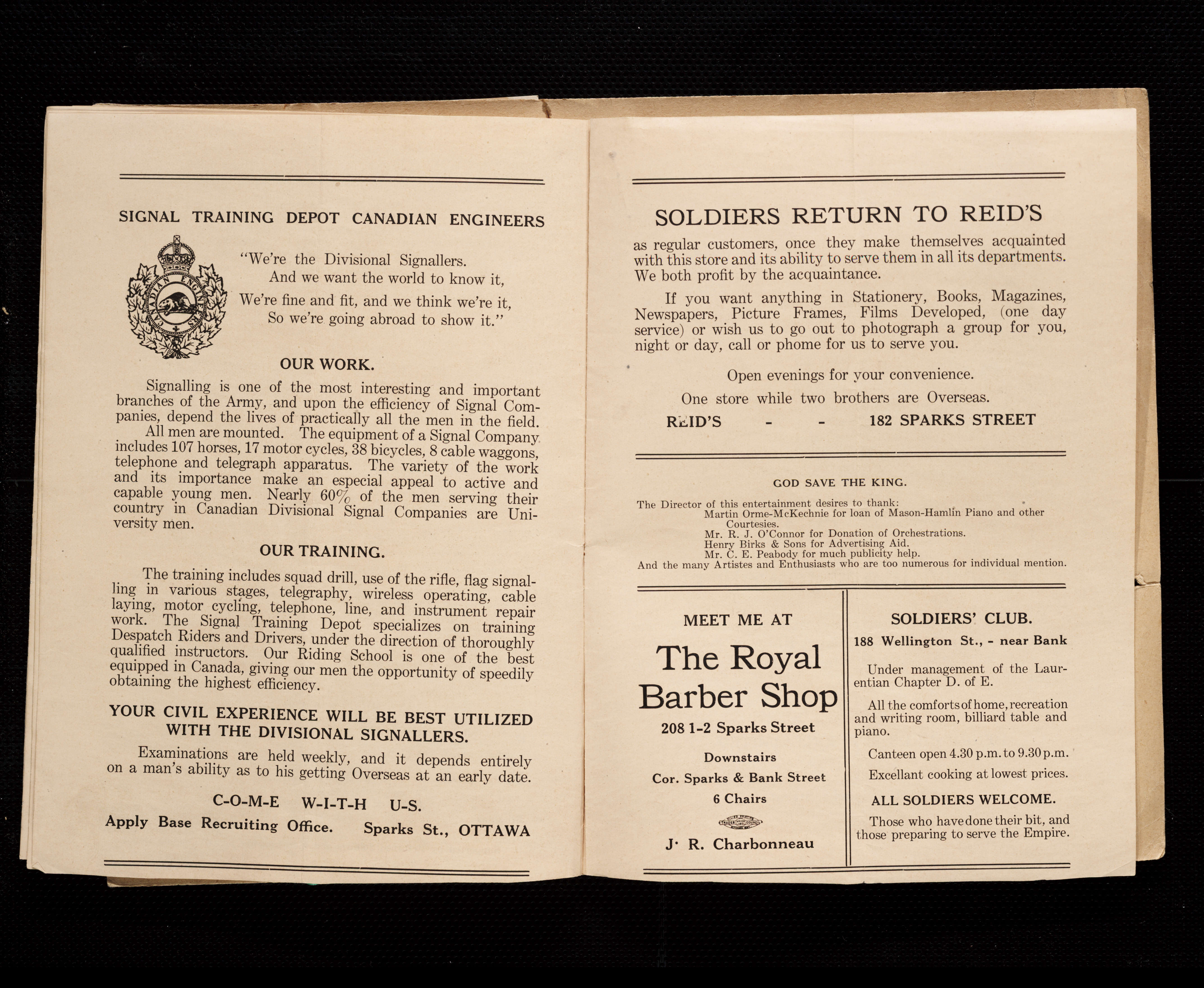 Florence westman first world war scrapbook victoria to vimy uvic download page publicscrutiny Image collections