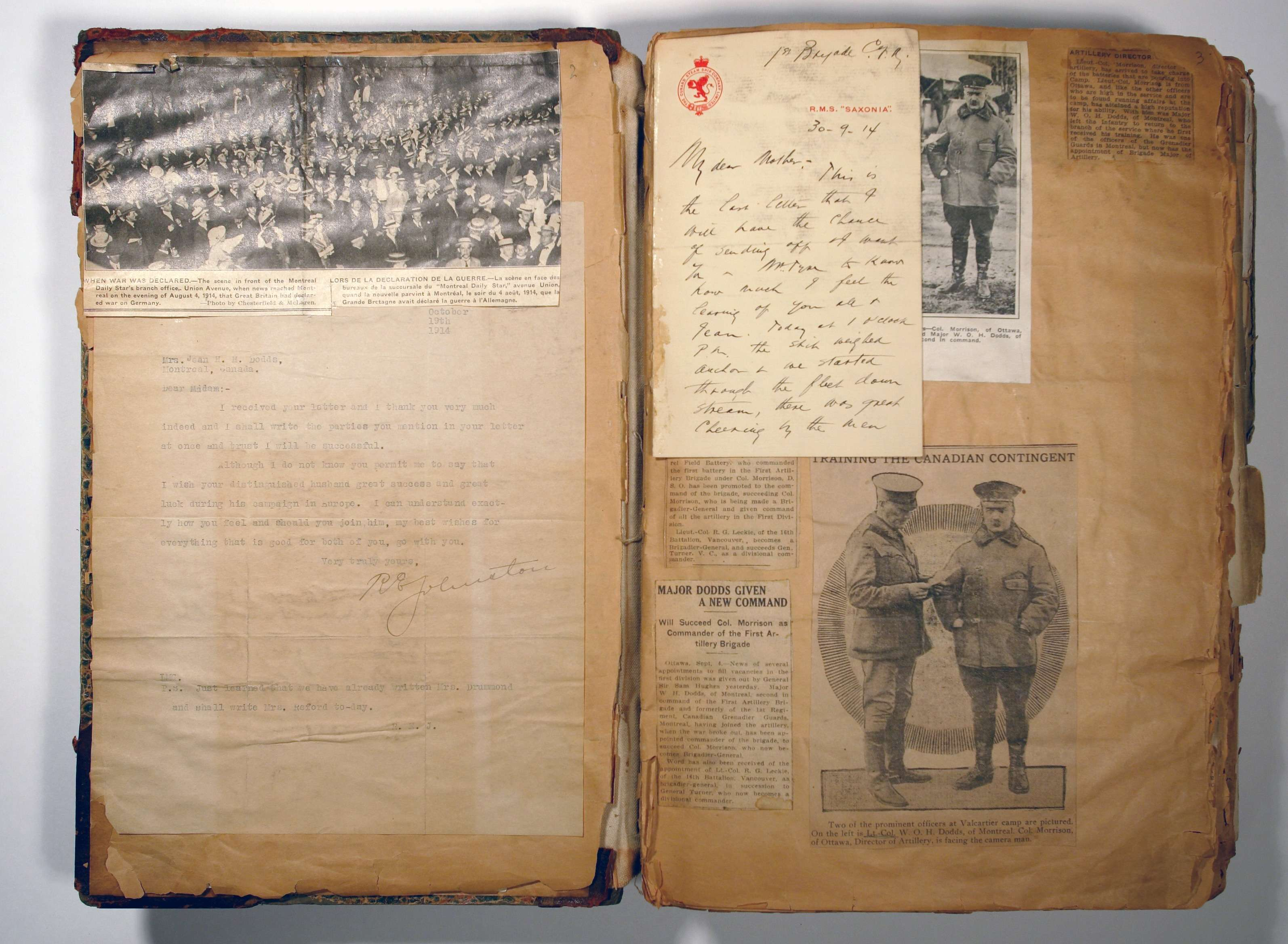 How to scrapbook newspaper clippings - Download Page